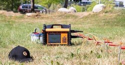 Digital Resistance Resistivity Meter