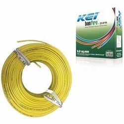 Yellow KEI Wire