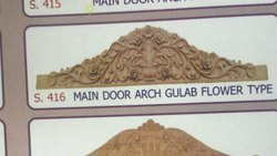 Wooden Door Taj