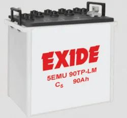 Exide Batteries For Electric Locomotives And Electric Multiple Units