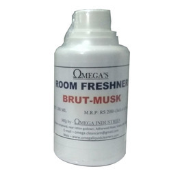 Brut Musk Room Freshener, Pack Size: 125 gm, for Parlour