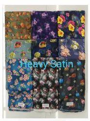 Heavy Satin Fabric