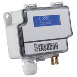Differential Pressure Transmitter Sensocon