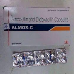 Amoxycillin and Dicloxacillin Capsule