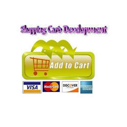 Shopping Cart Development Service
