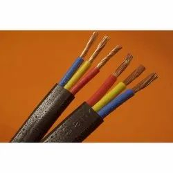 10.0 Sq Mm Submersible Flat Cable