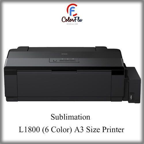 Sublimation Printer Epson L1800 A3 Size 6 Color Printer