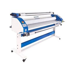 Roll To Roll Form Vinyl Lamination Machine