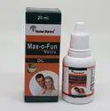 Max O Fun Mantra Oil