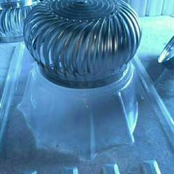 Turbo Ventilator Polycarbonate Base Plate