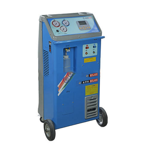 Semi Automatic Ac Recovery Machine At Rs 159000 Piece Bhan Nagar