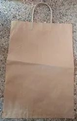 Brown & White Loundry Paper Bag