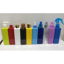 200ml PET Square Bottles