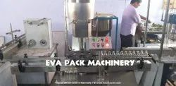 Square Bottle Capping Machine