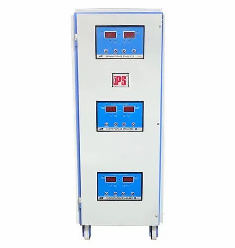Air Cooled Digital Servo Voltage Stabilizer