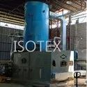 Compact Moving Grate Type Solid Fuel Fired Thermal Oil Heater