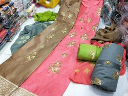 Ladies Fancy Dress Material
