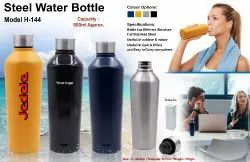 Steel Water Bottle H-144