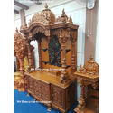 Big Swaminarayan Wooden Temple