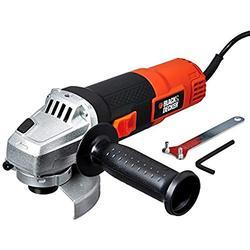 Metal & Plastic Electric Angle Grinder, 820 W