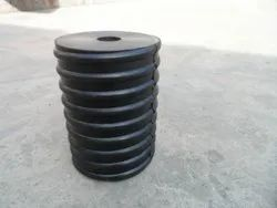 Composite Rubber Coil Spring