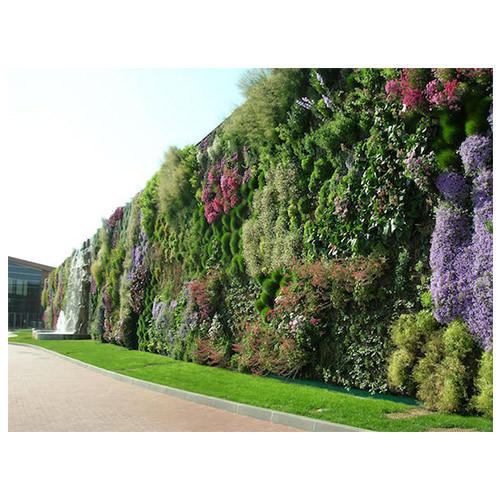 outdoor vertical garden wall - Wall Garden