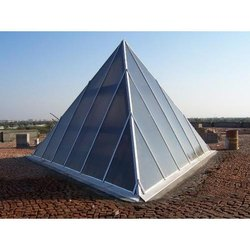 Polycarbonate Pyramid