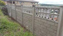 Precast Fencing Compound Wall