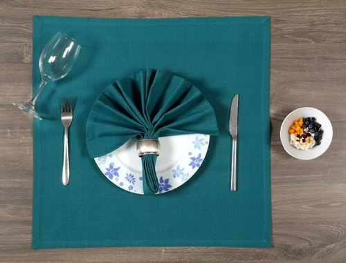 Table Placemat Photography (Dinner Napkins)