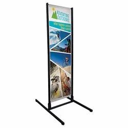 Outdoor Stand Banner