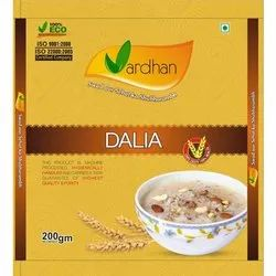 Vardhan Healthy Dalia, High in Protein, Packaging Size: 200gm