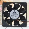 Delta Cooling Fan QFR1212GHE 12V 2.7A 120x120x38mm 4-Wire PWM Speed Control