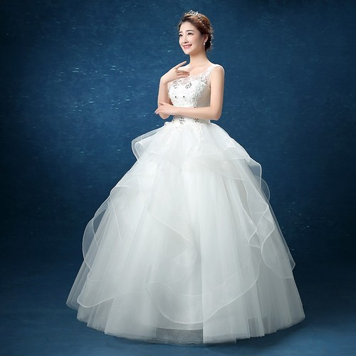 6a41d65094c Christian Wedding Gown Catholic Gown White Wedding Frock