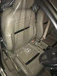 L D Transparent Disposable Car Seat Cover