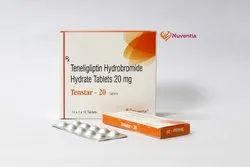 Teneligliptin 20mg Tablets