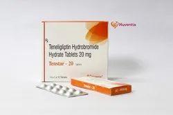 Teneligliptin 20mg Tablets