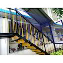 Ms Panel Stair Railing