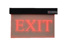 Acrylic Exit Sign without Backup