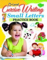 0 Level Cursive Writing Small Letters Practice Book