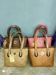 Faisal raza Rexine & Pu leather Ladies Shoulder Bags