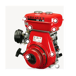 MK 20 GSP 80B Water Pump Sets