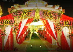 Tent Rental Service For Wedding