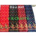 Gujri Print Rayon Fabric