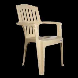 Diya Multicolor Armrest Chair, Warranty: 1 Year