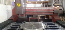 YD-1525d CNC Tube Sheet Drilling Machine