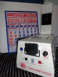 PRE INK STAMP MAKING MACHINE