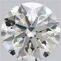 2.25ct Lab Grown Diamond CVD F VVS2 Round Brilliant Cut IGI Certified Stone