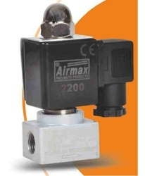 AIRA Solenoid Valve, For Industrial, Valve Size: 12 Mm