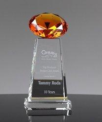 Century Crystal Trophy