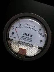 Galaxy Model G2000-60PA Magnehelic Gauge Range 0-60 PA